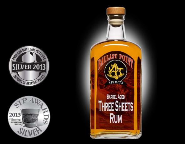 Three Sheets Rum Barrel Aged