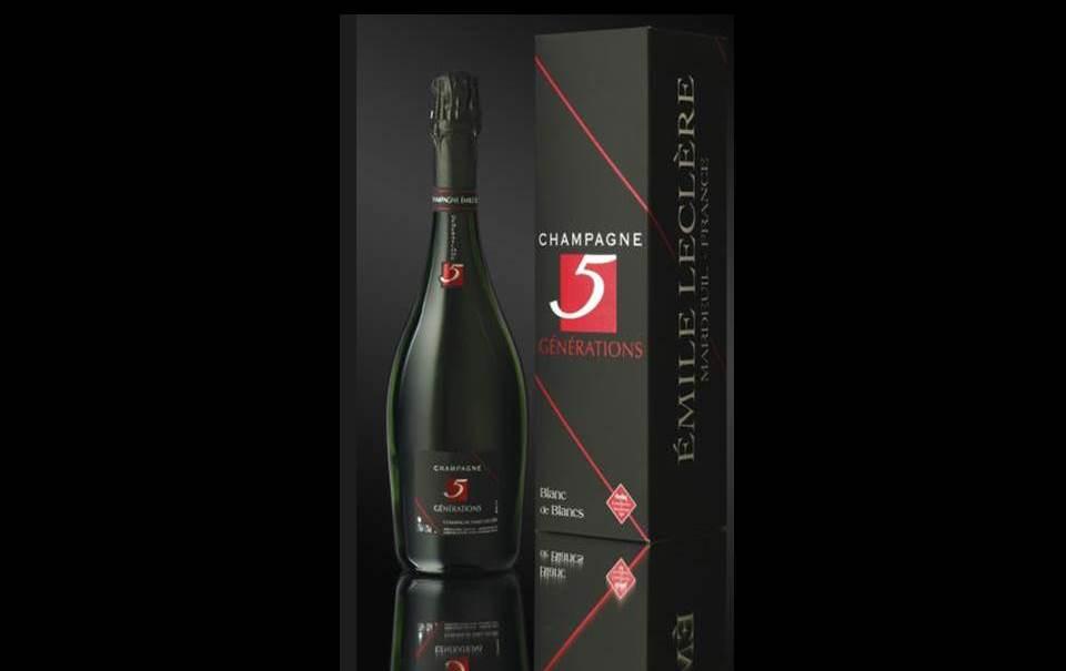 emile leclere champage