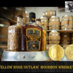 Yellow Rose Outlaw Bourbon Whiskey