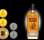 Devil's ShareSingle Malt Whisky