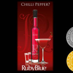 Ruby BlueChili Pepper