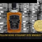 Yellow Rose Straight Rye Whiskey